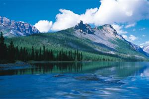 カナダの雄大な自然