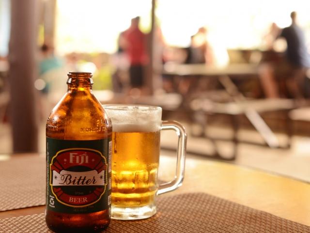 フィジーのビール